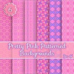 pretty-pink-patterned-backgrounds,scrapbooking,paper craft, card making
